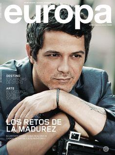 Alejandro Sanz. Octubre 2012.