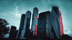 City Wallpaper, Wallpaper Desktop, Wallpapers, High Rise Building, Modern City, Commercial Real Estate, Modern Buildings, Willis Tower, Moscow