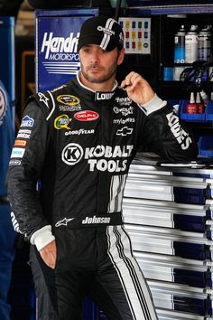 Jimmie Johnson Photo - Chicagoland Speedway - Day 1