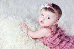 Floral Shabby Flower and Rose Headband, Baby Headband, Toddler Headband, Girls Headband on Etsy, $4.50