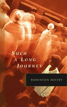 "Such a Long Journey. I read this years ago but remember it fondly. It was so awesome that I read all of Rohinton Mistery's books. His books are gorgeous stories about lives in India in the time of Partition. He also penned the better known ""A Fine Balance""."