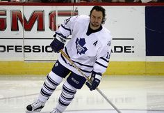 Darcy Tucker I miss you playing on the leafs :'(