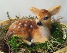 Image result for felted creatures