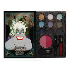 Wet n Wild had released a new Disney Villains beauty collection featuring everything a makeup crazy villain would need. The collection brings together our three favorite villains: Ursula, Maleficen...