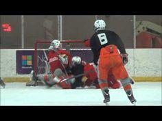 Ice hockey goalie video Belle Tire U18AAA tourney Nolan Karma - http://hockeyvideocenter.com/ice-hockey-goalie-video-belle-tire-u18aaa-tourney-nolan-karma/