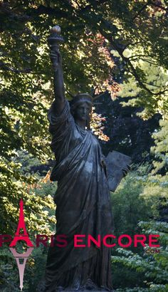 Statue of Liberty Luxembourg Garden Paris Garden, Luxembourg Gardens, Statue Of Liberty, Serenity, Travel, Statue Of Liberty Facts, Viajes, Statue Of Libery, Destinations