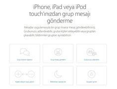 Toplu SMS gönderme iPhone 4s, iPhone 5, iPhone 5s, iPhone SE, iPhone 6, iPhone 6s Plus rehberde bulunan tüm kişilere toplu SMS mesaj gönderme nasıl yapılır?
