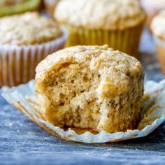 Ganache 101: What is Ganache, How to Make Ganache, Ganache Ratios Yeast Bread Recipes, Quick Bread Recipes, Muffin Recipes, Banana Muffin Recipe Easy, Simple Muffin Recipe, Recipes With Whipping Cream, Cream Recipes, Kinds Of Desserts, Cookie Desserts