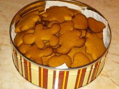 Raw Vegan Recipes, Dog Food Recipes, Cake Recipes, Snack Recipes, Cooking Recipes, Ginger Cookies, Sugar Cookies, Baking And Pastry, Christmas Sweets