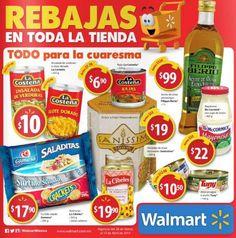 Catalogo Walmart ofertas hasta Abril 13 Catalogo Walmart: A continuación te presentamos algunas de las ofertas ypromocionesdelCatalogo Walmart: > Crema corporal Palmer´s o Vasenol 400ml a $39.90. > Desodorante en aerosol Rexona o Axe a $34.90 c/u. > Detergente Ariel Power Pods 14 cáps... -> http://www.cuponofertas.com.mx/oferta/catalogo-walmart-ofertas-hasta-abril-13/