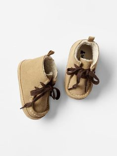Sherpa high-top moccasins Product Image