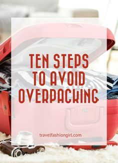 BEST LIST EVER Are you a chronic overpacker? Join thousands of other female travelers and read our pro travel tips and pack right for every trip! packing 10 Step Packing Guide to Stop Overpacking Travel Checklist, Packing List For Travel, Travelling Tips, Cruise Travel, Travel Advice, Travel Essentials, Travel Guides, Traveling, Cruise Packing