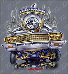 lowrider | Lowrider t-shirt designs at Teedesign