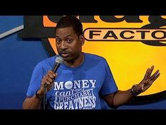 Tony Rock - The Whitest Thing Ever (Stand Up Comedy) Funny Posts, Funny Shit, English Comedy, Comedy Clips, Stand Up Comedy, Coping Skills, Funny Pranks, Dupes, Amazing Things