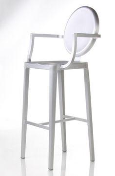 Emeco Kong Barstool (designed by Philippe Starck)