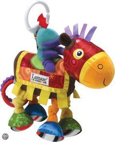 Lamaze Play & Grow Sir Prance-a-Lot te Paard voor kleinere kindjes gezien bij Thomas