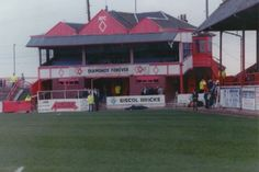 Broomfield Park: Former home of Airdrieonians FC. Football Stadiums, Sport Football, Football Stuff, Paisley Scotland, British Football, Take The High Road, Sports Stadium, Football Pictures, Old And New