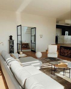 My Living Room, Home And Living, Living Spaces, Interior Architecture, Interior Design, Décor Boho, House Rooms, Home Decor Inspiration, Home Fashion