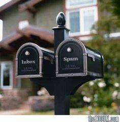 Inbox Spam Mailbox