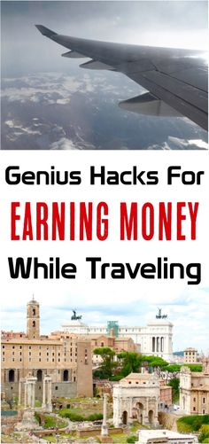 How to Make Money While Traveling!  My favorite ways to earn money as you explore the world!