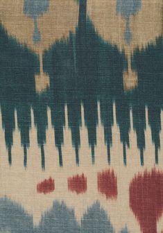 Carleton V - Kimono-Cayenne Blue