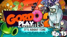 Plants Vs Zombies 2  - Caça ao Yeti  - Parte 2 -Gordoplay | Canal do Gordo