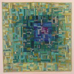 Crystallisation by Lisa Walton (Australia).  Posted by Sarah Ann Smith.
