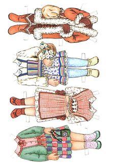 IRMÃS - Ana Rocha - Picasa Webalbum* Google for Pinterest pals1500 free paper dolls at Arielle Gabriels The International Paper Doll Society also Google free paper dolls at The China Adventures of Arielle Gabriel