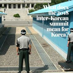 What does the 2018 inter-Korean summit mean for Korea? April 27, 2018, 9:30 am. There will be an inter-Korean summit that will be a historical event globally.