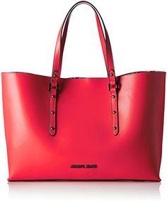 b330613d Fuxia Armani Jeans Womens Handbag Fuxia Purses, Pocket, How To Wear, Armani  Jeans