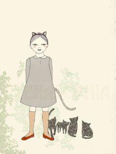 """""""Cat Girl"""""""
