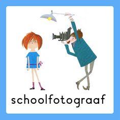 schoolfotograaf Daily Schedule Preschool, Schedule Cards, Working With Children, Stories For Kids, Summer School, Schmidt, Birthday Quotes, Diy For Kids, Cute Pictures