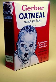 Fed a lot of Gerber baby cereal to a lot of babies back in the day! Great Memories, Childhood Memories, Baby Memories, Puerto Rico, Oatmeal Bath, Baby Cereal, Gerber Baby, Thats The Way, The Good Old Days