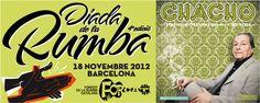 """#DIADA #RUMBA #CATALANA #CROWDFUNDING #VERKAMI - CD de Chacho """"Ministro de la Rumba"""" (San Gaudenci, 2012), firmado por el artista en cuestión. DIADA DE LA RUMBA 2012 by FORCAT. Ya está aquí la Diada de la Rumba 2012, donde los rumberos se juntan para enseñar la rumba catalana al mundo. Cursos, conferencias, conciertos para niños, mercadillo, djs y la Super Rumba Jam con todos los grupos de la escena. +INFO: www.forcat.org  CAMPAÑA crowdfunding verkami www.verkami.com/projects/3464"""