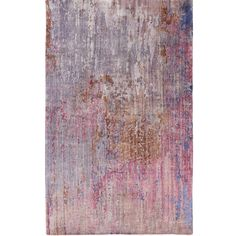 The Watercolor Rug is made by experts by merging form with function at Surya and is translated as the most relevant apparel and home decor trends into fashion-forward products across a range of styles and price points. 100% Wool Backing: N/A Hand Knotted Medium Pile Antique Wash Color: Dark Purple, Medium Gray, Mauve, Navy, Lilac, Camel Made in India