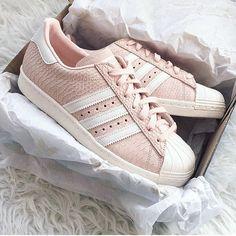 adidas superstar 80s blush pink
