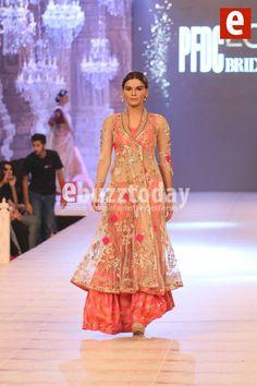 Misha Lakhani Collection at PFDC L'Oréal Paris Bridal Week 2014