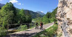 Ahol egykor kisvasút pöfögött, ma e-bike zizzen - Kipróbáltuk az új alsó-ausztriai kerékpárutat az Ybbs völgyében. A kellemes lejtők és emelkedők adják az alapot, az alagutak-hidak-viaduktok pedig látványos pluszt egy-egy ilyen útvonalon. A végén viszont nagyon sajátos volt a csattanó.