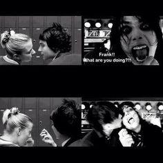 My Chemical Romance ~ Frerard - I'm Not Okay (I Promise)