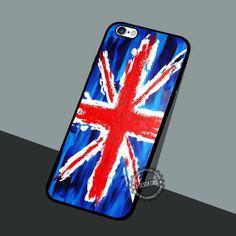Best British Flag - iPhone 7 6 5 SE Cases & Covers #art