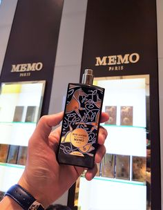 Memo Paris is the Luxury Fragrance for Men with the Most Unique Scents