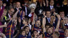 Final Copa del Rey 2016: Jordi Alba llena de épica la Copa del Barça