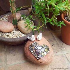Mosaic Crafts, Mosaic Projects, Garden Projects, Mosaic Ideas, Garden Ideas, Garden Crafts, Art Projects, Mosaic Garden, Garden Art