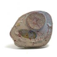 Jamie Bennett - Sienna Gallery - Jamie Bennett   Brooch, 2011.