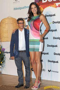 Adriana Lima Tall by lowerrider.deviantart.com on @DeviantArt