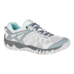 wholesale dealer 63f3d 3e274 Merrell Women s All Out Blaze Aero Sport, Size  10.5, Gray Hiking Shoes,