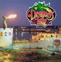 Broadway at the beach, the Dragons Lair. Myrtle Beach