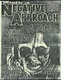 Minor threat and negative approach