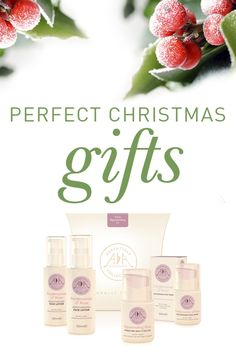 Brand new Perfect Gifts range just in time for Christmas. From beauty boosting face masks and lotions to soothing liquid soap and hand creams, each natural beauty kit is the perfect gift to give all ages and all skin types a treat. Beautifully packaged in soft colours, each kit is designed to nourish and hydrate skin to restore its natural balance. http://www.aaskincare.co.uk/ourproducts/perfect-gifts #christmas #gifts #skincare