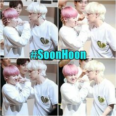 Woozi mine! #Seventeen #SoonHoon